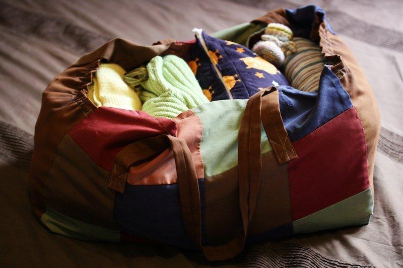 valigia parto ospedale cosa mettere